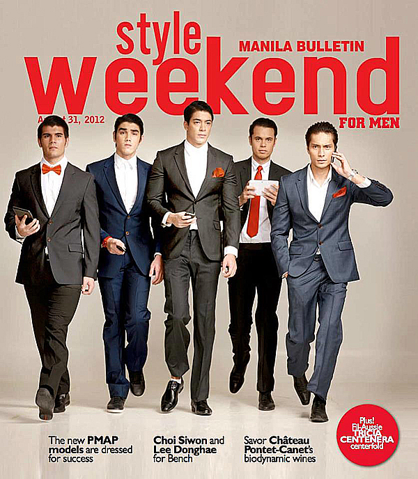 style weekend pmap men